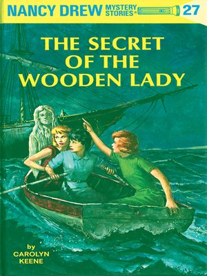 cover image of The Secret of the Wooden Lady