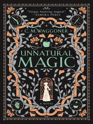 cover image of Unnatural Magic