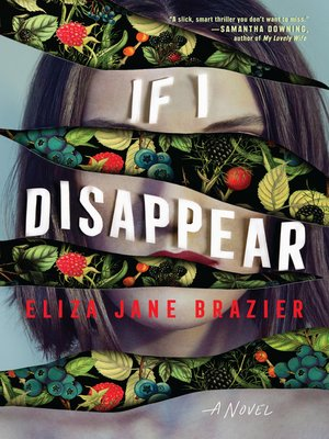 cover image of If I Disappear