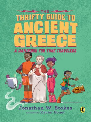 cover image of The Thrifty Guide to Ancient Greece