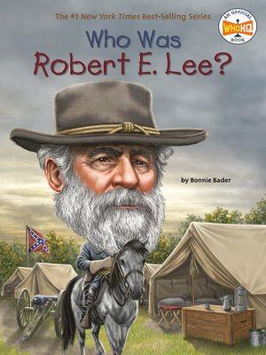 cover image of Who Was Robert E. Lee?