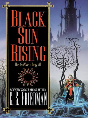 cover image of Black Sun Rising