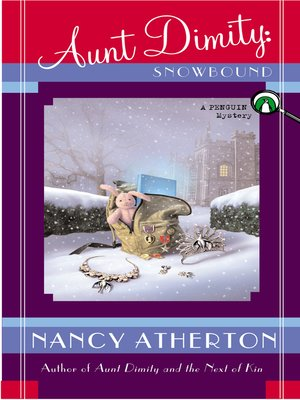 cover image of Aunt Dimity: Snowbound