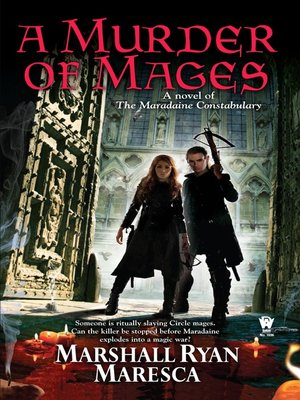 cover image of A Murder of Mages