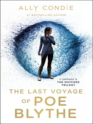 cover image of The Last Voyage of Poe Blythe