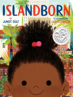 cover image of Islandborn
