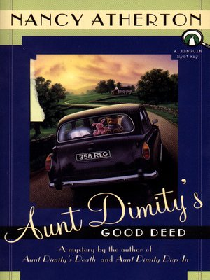 cover image of Aunt Dimity's Good Deed