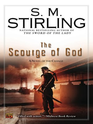 cover image of The Scourge of God