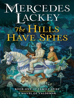 cover image of The Hills Have Spies