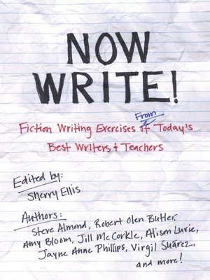 cover image of Now Write!