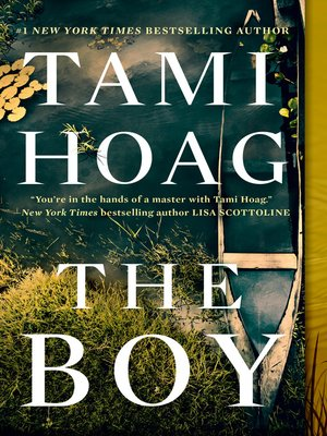 cover image of The Boy