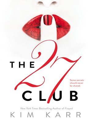 cover image of The 27 Club