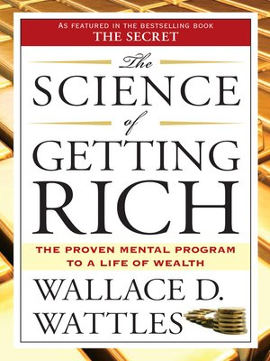 cover image of The Science of Getting Rich