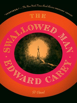 cover image of The Swallowed Man