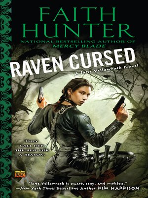 cover image of Raven Cursed