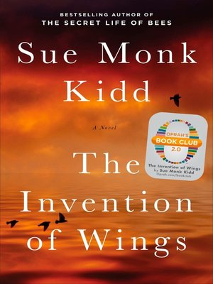 cover image of The Invention of Wings