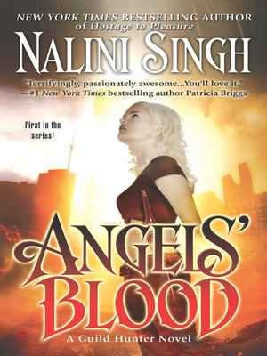 cover image of Angels' Blood