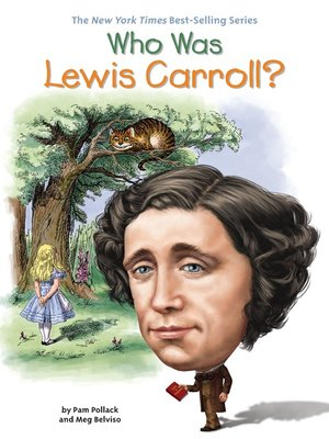 cover image of Who Was Lewis Carroll?