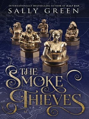 cover image of The Smoke Thieves Series, Book 1
