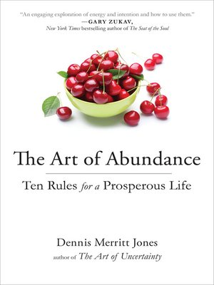 cover image of The Art of Abundance