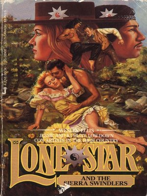 cover image of Lone Star 55/sierra