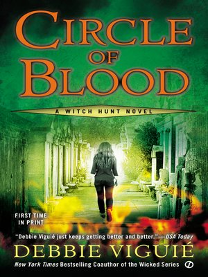 cover image of Circle of Blood
