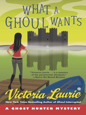 cover image of What a Ghoul Wants