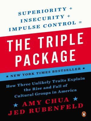 cover image of The Triple Package