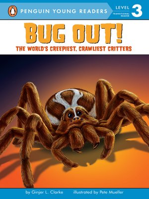 cover image of Bug Out!