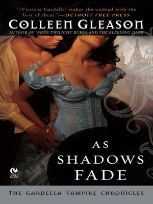 cover image of As Shadows Fade