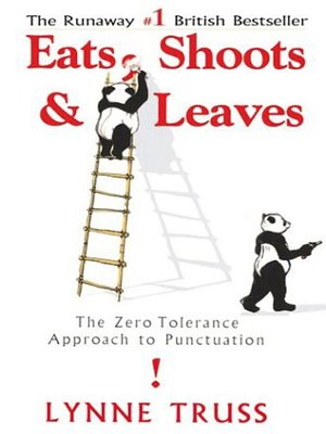 cover image of Eats, Shoots & Leaves