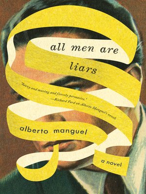 cover image of All Men Are Liars
