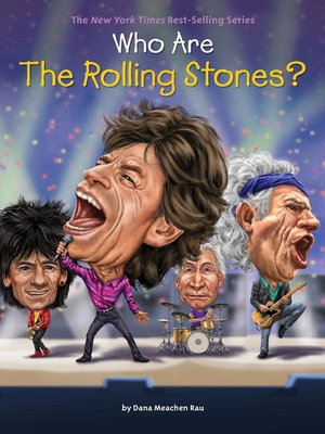 cover image of Who Are the Rolling Stones?