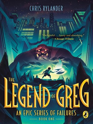 cover image of The Legend of Greg