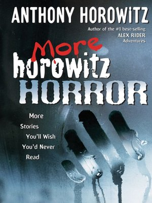 cover image of More Horowitz Horror