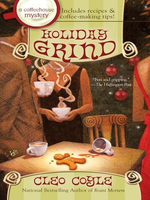 cover image of Holiday Grind
