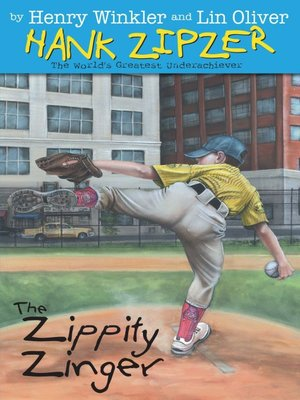 cover image of The Zippity Zinger