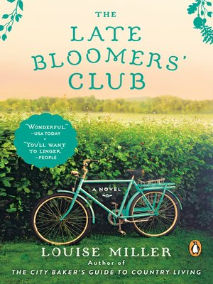 cover image of The Late Bloomers' Club