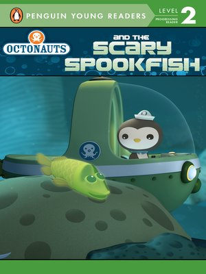 cover image of Octonauts and the Scary Spookfish