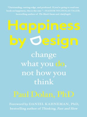 cover image of Happiness by Design