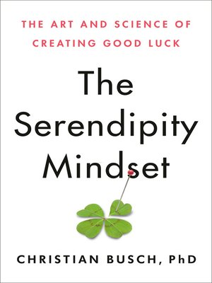 cover image of The Serendipity Mindset