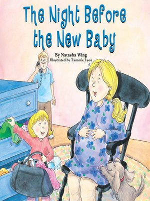 cover image of The Night Before the New Baby