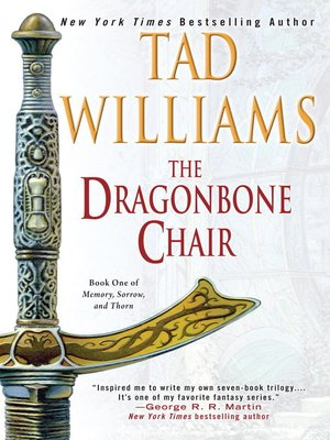 cover image of The Dragonbone Chair