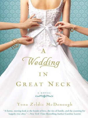 cover image of A Wedding in Great Neck