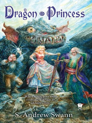 cover image of Dragon Princess Series, Book 1