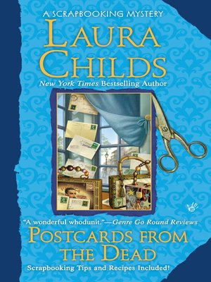 cover image of Postcards from the Dead