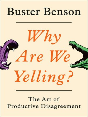 cover image of Why Are We Yelling?