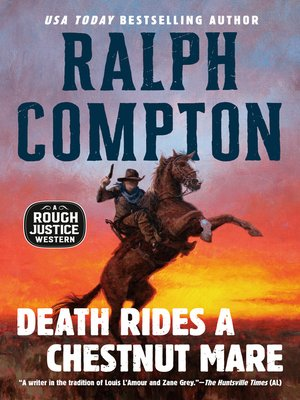 cover image of Death Rides a Chestnut Mare
