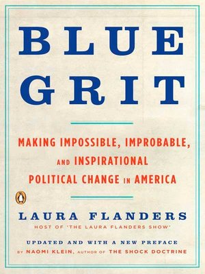 cover image of Blue Grit