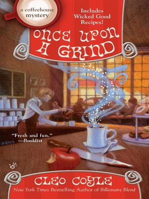 cover image of Once Upon a Grind